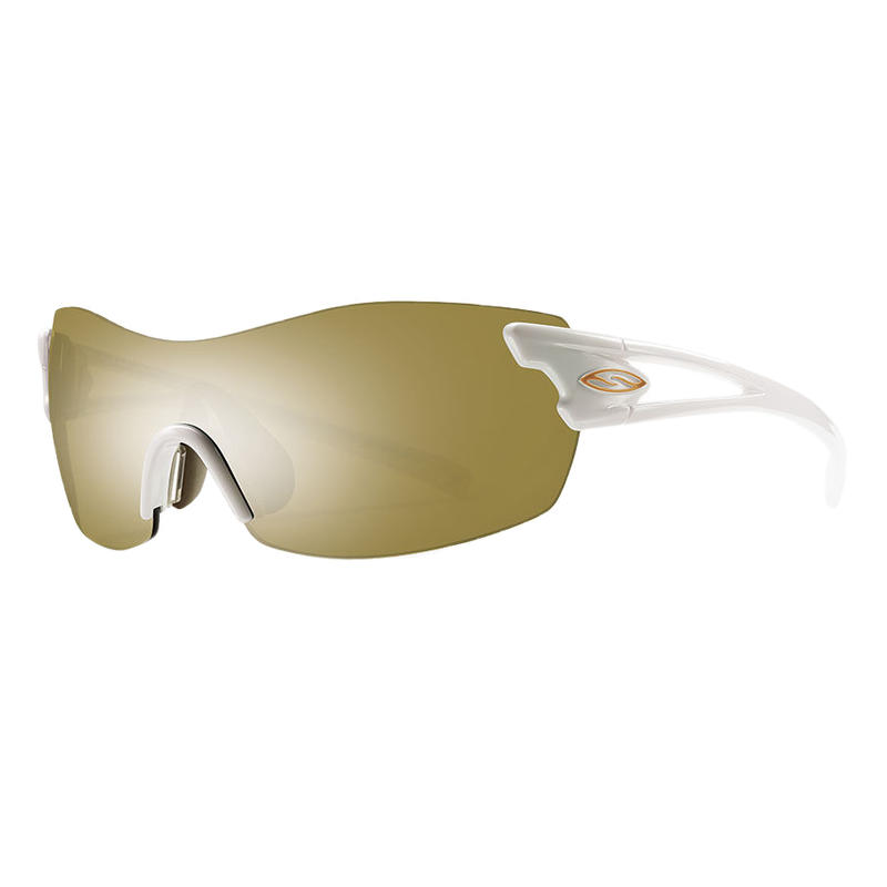 PivLock Asana Sunglasses Pearl/Bronze Mirror