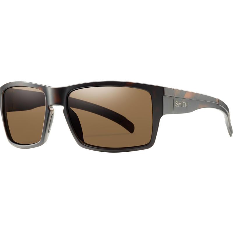 Outlier XL Sunglasses Matte Tortoise/Polar Brown