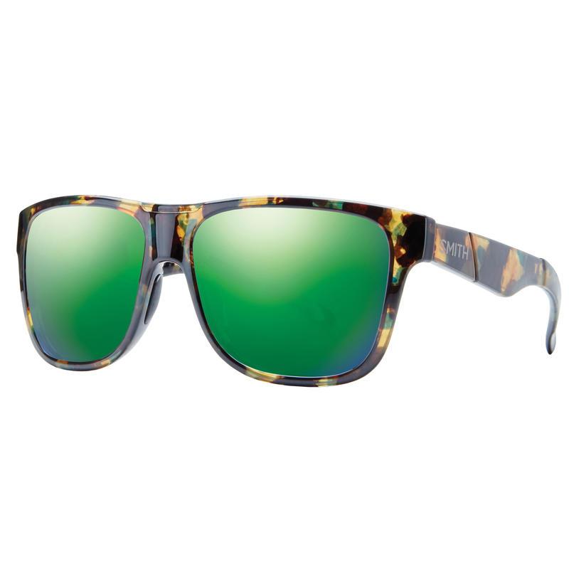 Lunettes de soleil Lowdown XL Tortue taches vertes/Sol-X vert