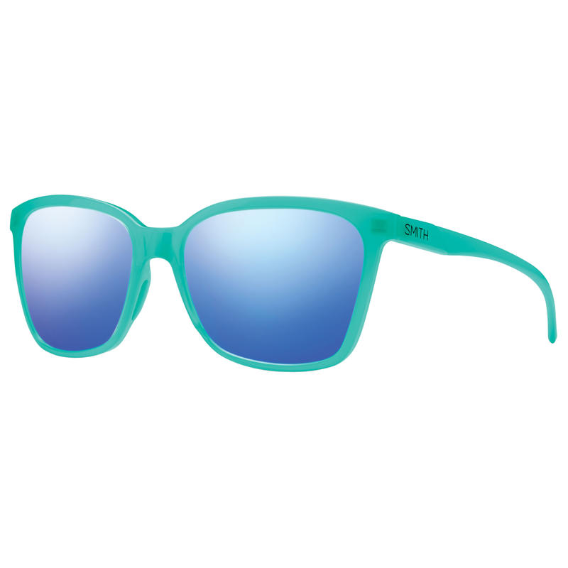 Colette Sunglasses Opal/Blue Flash Mirror