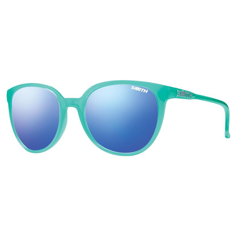 Lunettes de soleil Cheetah Opale/Miroir éclat bleu