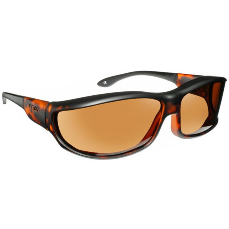 Hunter Sunglasses Tortoise/Polar Amber