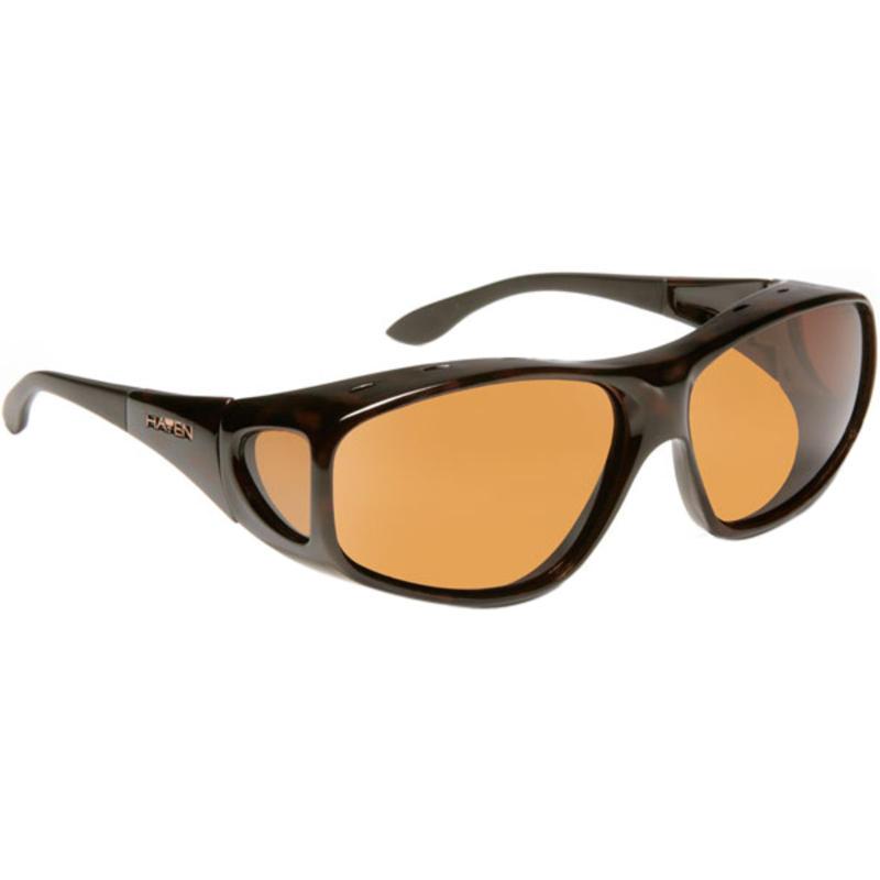 Rainier Sunglasses Tortoise/Polar Amber