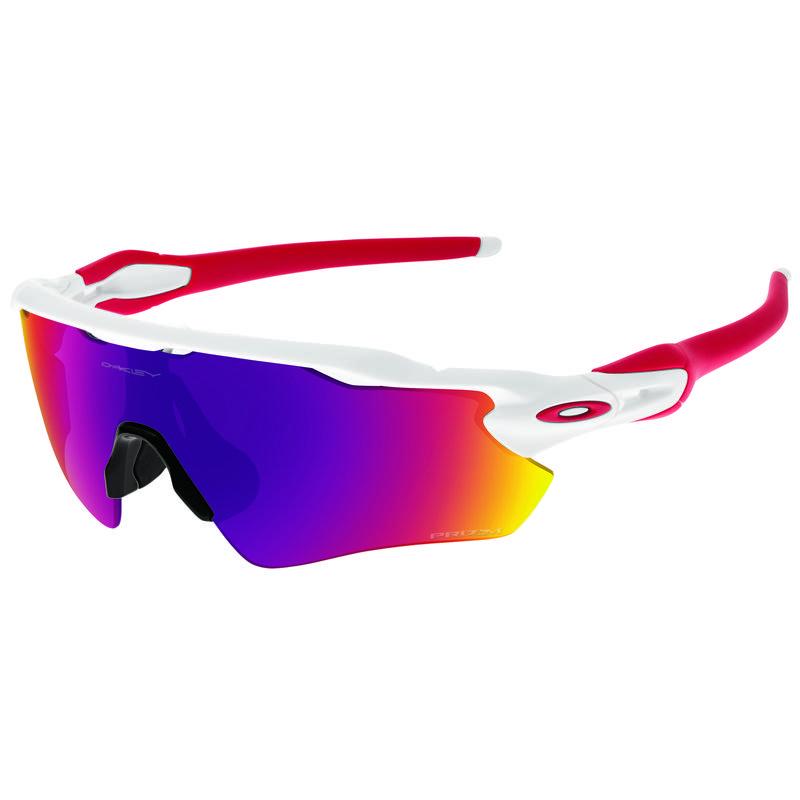 Radar EV Path Sunglasses Polished White/Prizm Road