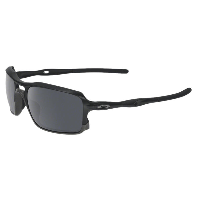 Triggerman Sunglasses Matte Black/Black Iridium