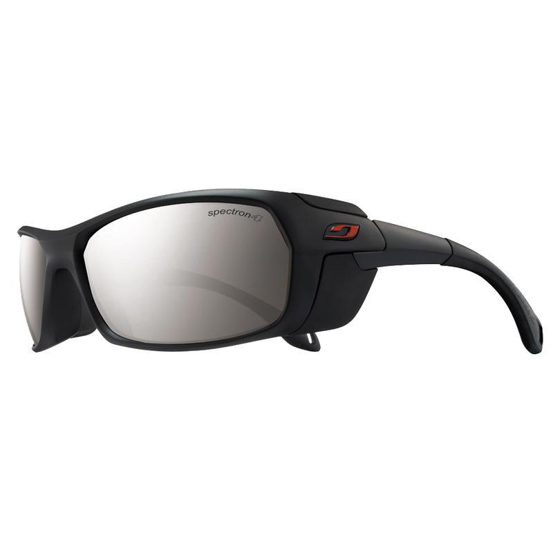 Bivouak Sunglasses Matte Black Black/Grey Spectron 4