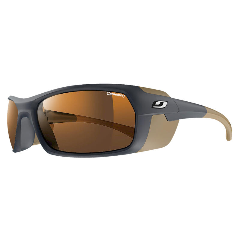 Bivouak Sunglasses Matte Dark Blue/Grey Cameleon
