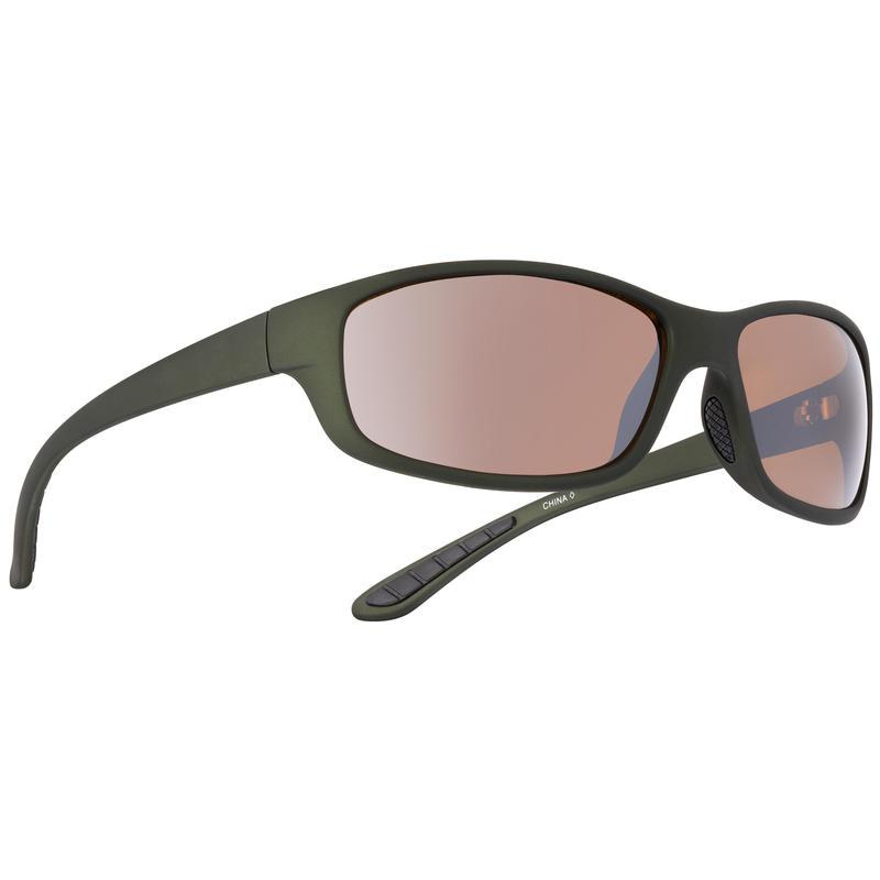 Skipper Sunglasses Soft Touch Green/Polar Brown