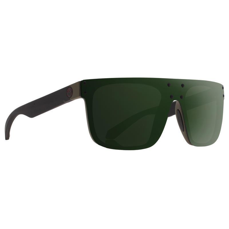 Lunettes de soleil DS2 Vert utilitaire mat/Vert 15