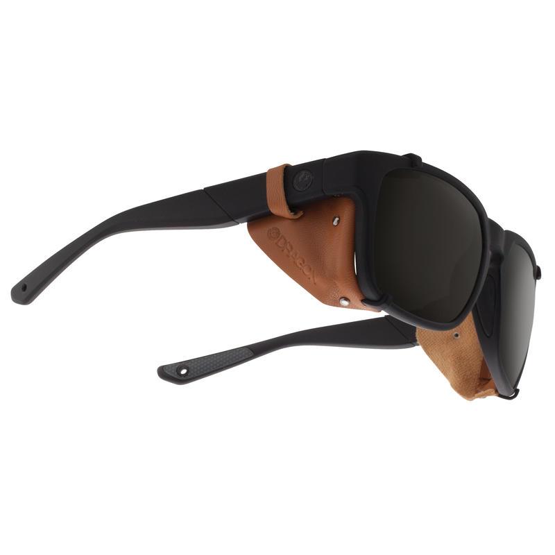MountaineerX Sunglasses Matte Black/Polar Glacial Grey