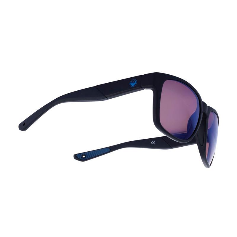 Lunettes de soleil SeafarerX H2O noir mat/Cuivre polarisé/Miroir bleu profond