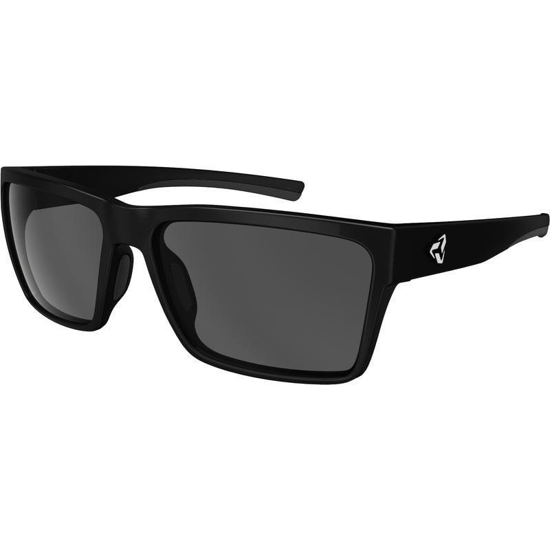 Nelson Sunglasses Matte Black/Grey