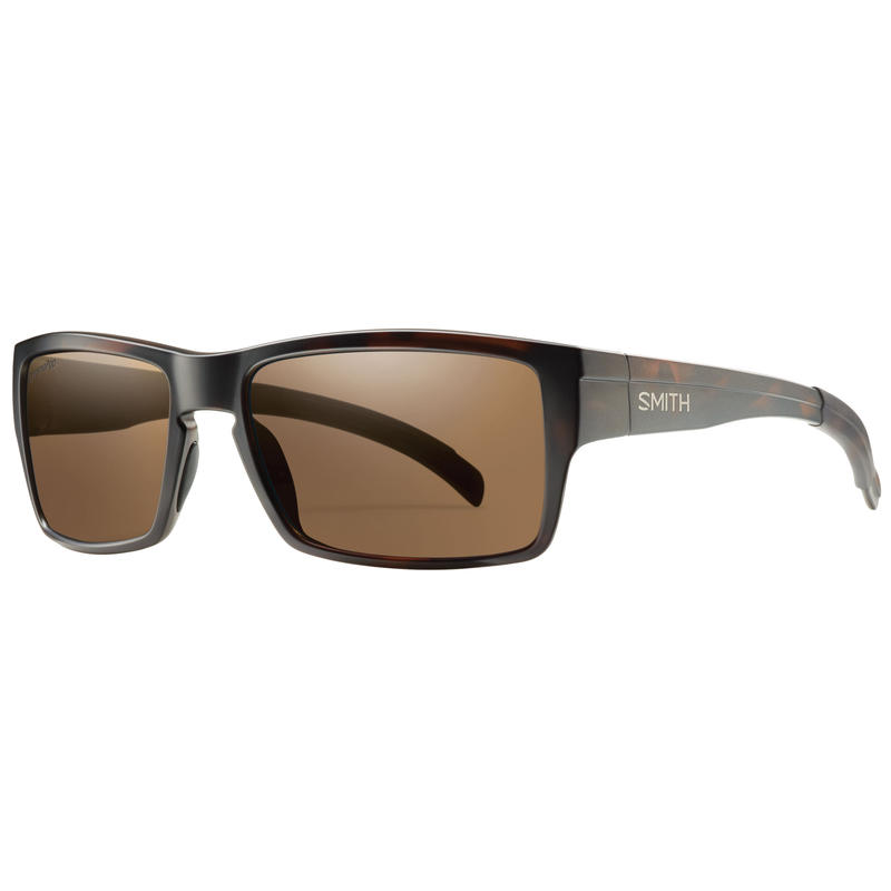 Outlier Sunglasses Matte Tortoise/Polar Brown ChromaPop