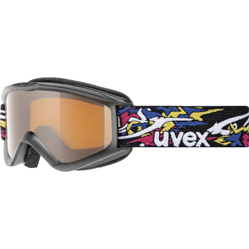 Lunettes de ski Speedy Pro Noir