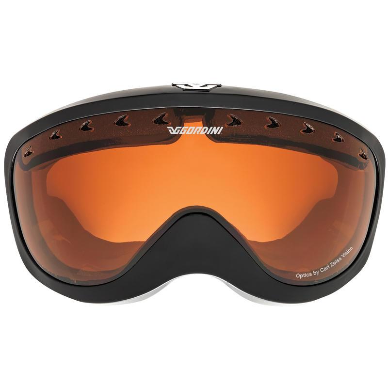 Lunettes de ski Ultra Vision OTG Brillant noir/Or