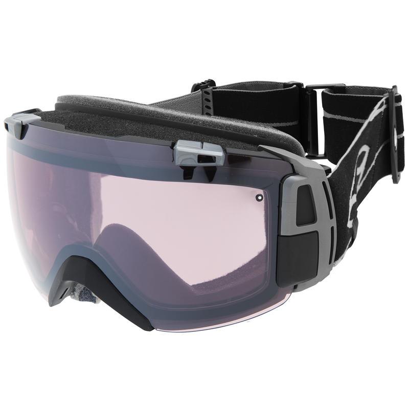 Lunettes de ski I/O Recon Noir/Miroir allumeur