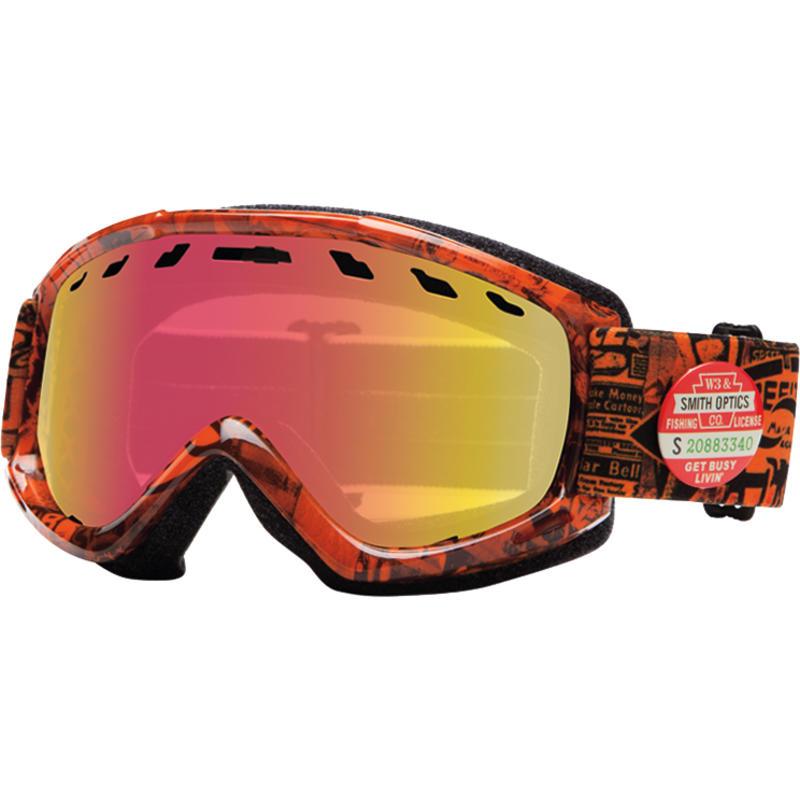 Lunettes de ski Sentry Orange W3/Capteur rouge