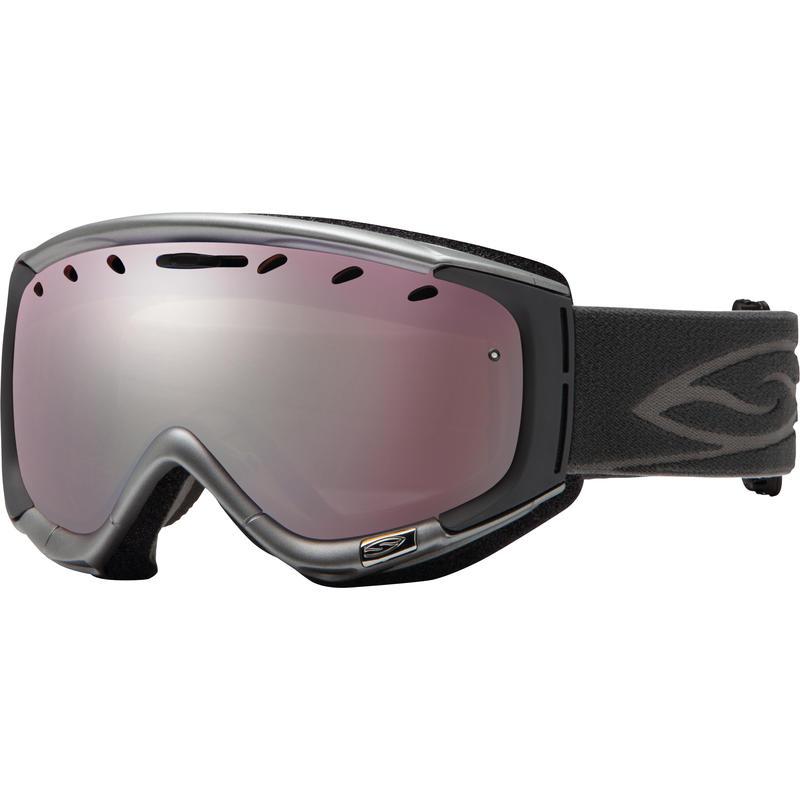 Lunettes de ski Phenom Graphite/Allumeur