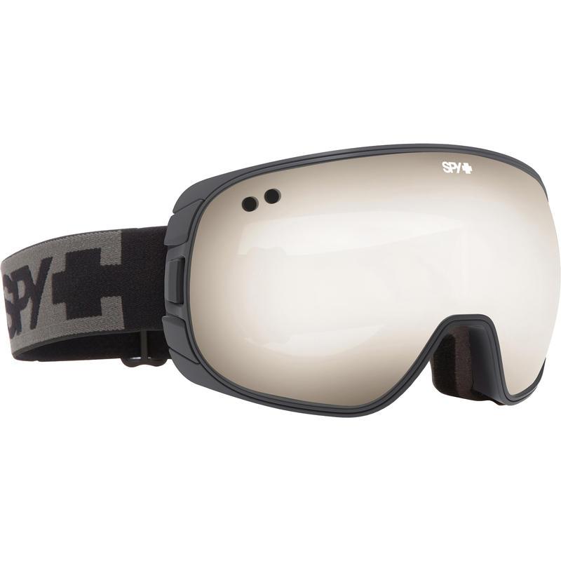 Doom Goggles Black/Bronze Silver Mirror