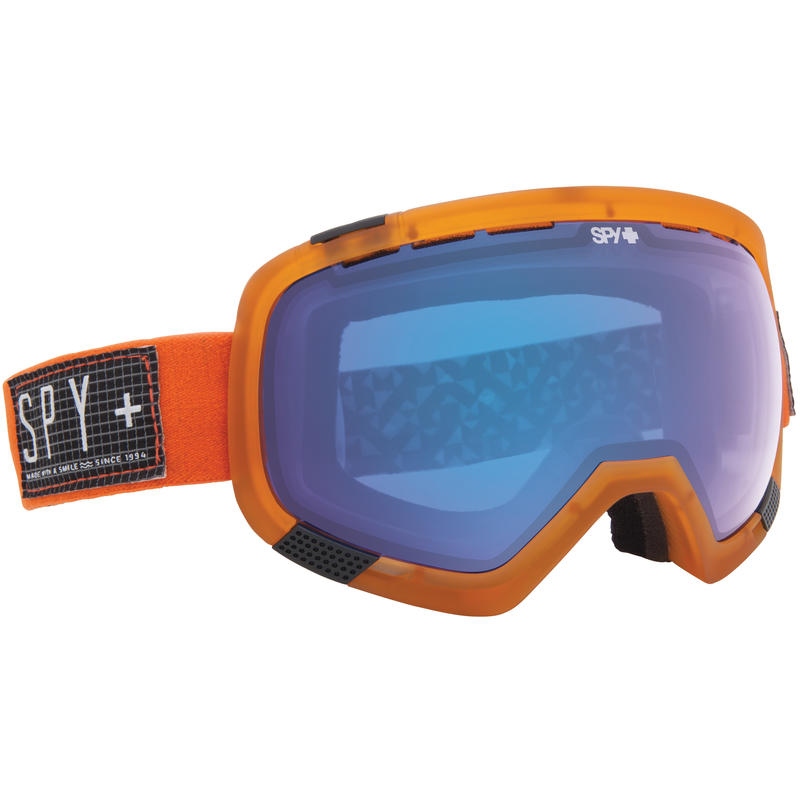 Platoon Goggles Translucent Swing/Blue Contact