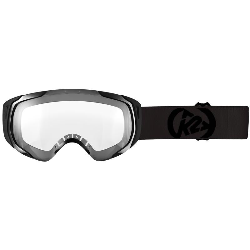 Lunettes de ski Photoantic Noir/Transparent