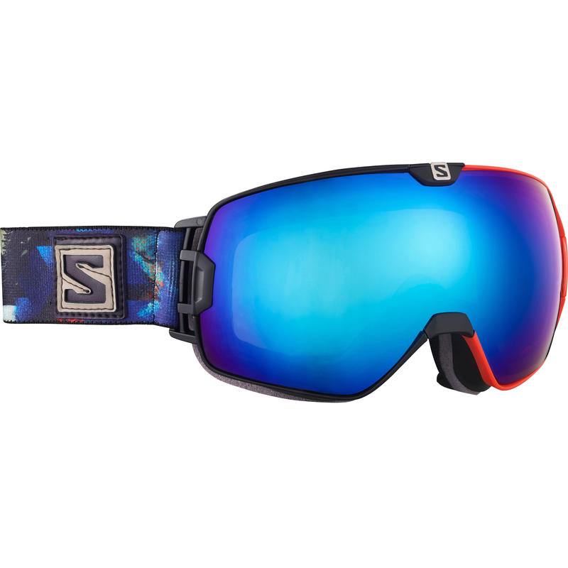 Lunettes de ski Xmax Bleu/Bleu