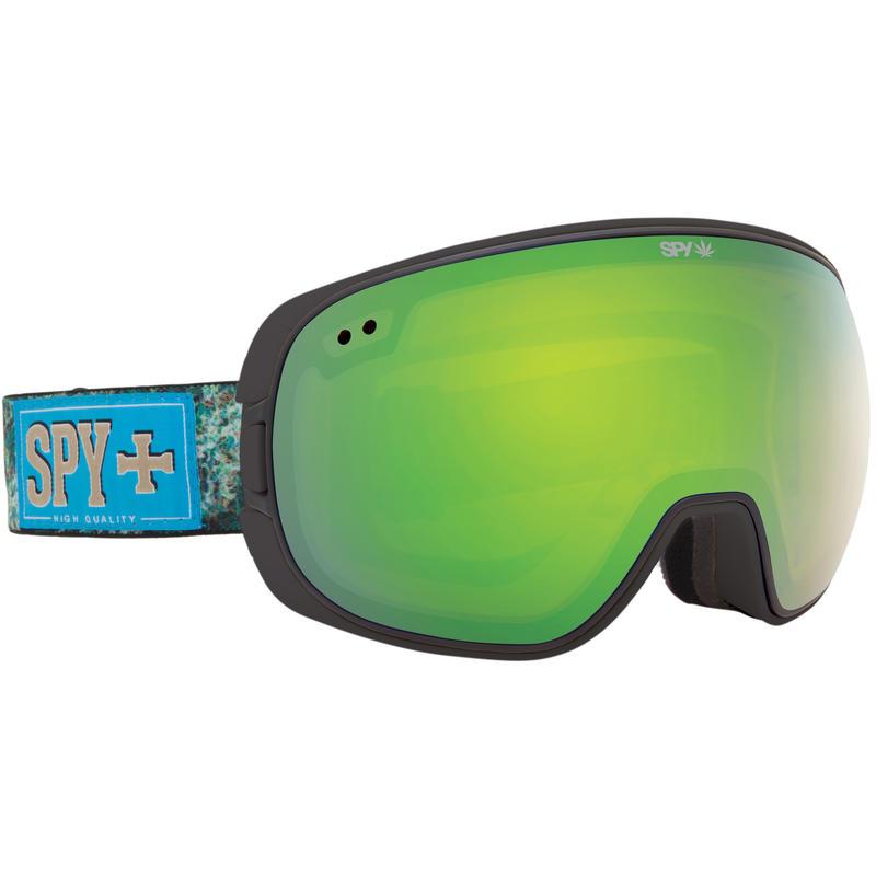 Lunettes de ski Bravo Field of Dreams/Jaune/Spectre vert