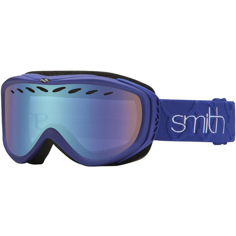 Lunettes de ski Transit Saphir/Capteur bleu