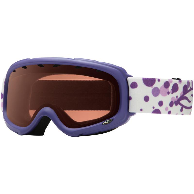 Lunettes de ski Gambler Vendredis pourpres/RC36