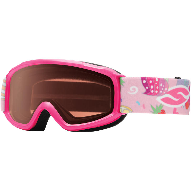 Sidekick Goggles Bright Pink Cupcakes/RC36