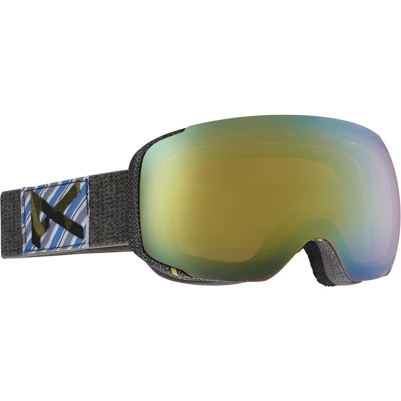 Lunettes de ski M2 Camouflage Inc/Chrome or