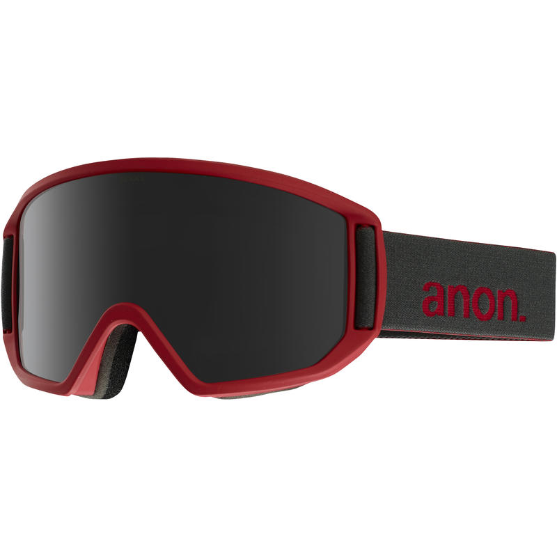 Relapse Goggles Ruby Red/Dark Smoke
