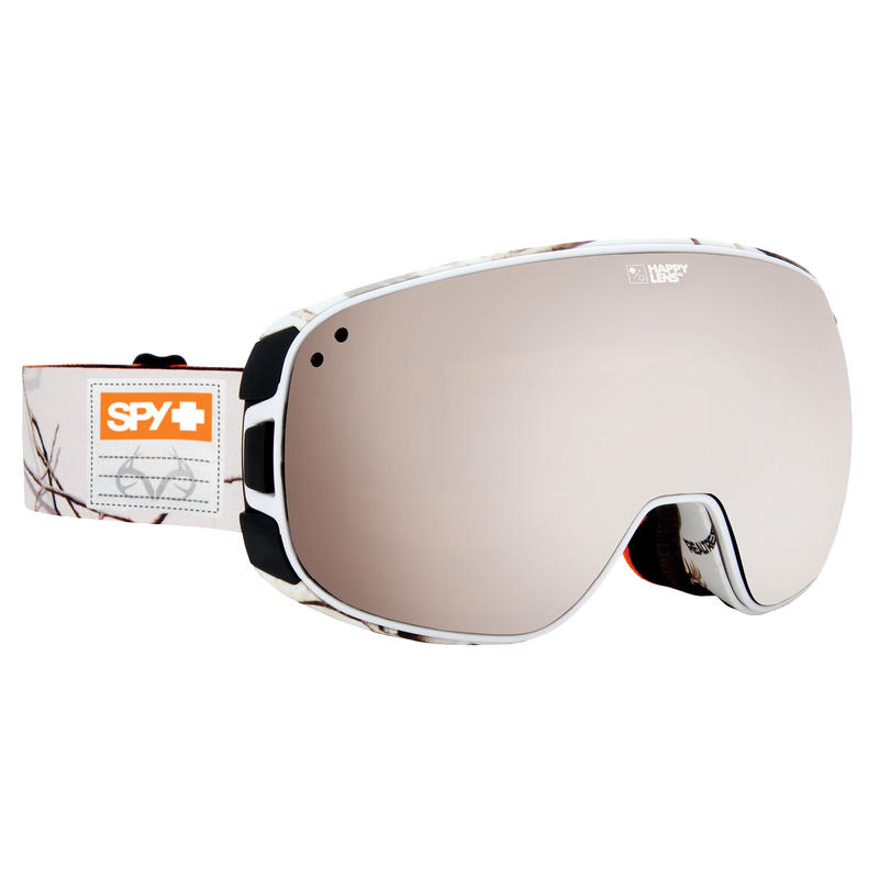 Bravo Goggles Realtree/Happy Bronze w Silver Mirror