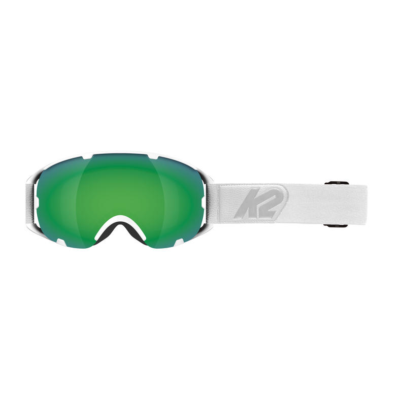 Lunettes de ski Source Blanc/Aurore