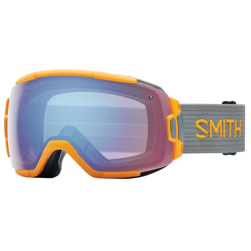 Lunettes de ski Vice Solaire/Miroir capteur bleu