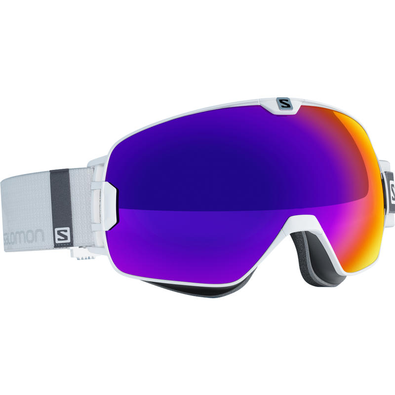 Lunettes de ski Xmax Blanc/Infrarouge