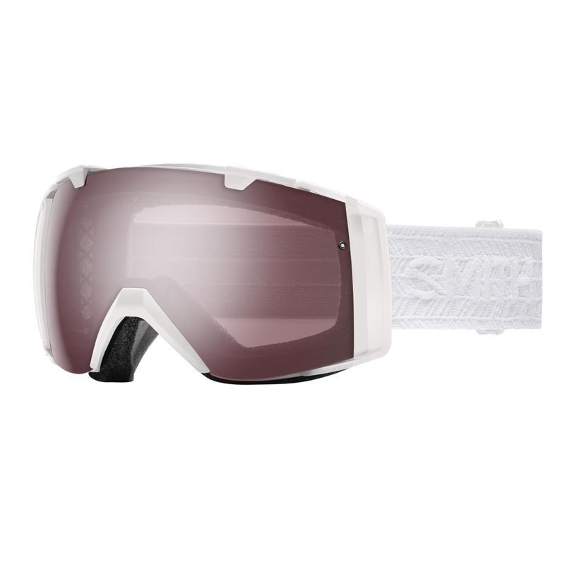 Lunettes de ski I/O Éclipse blanc/Allumeur