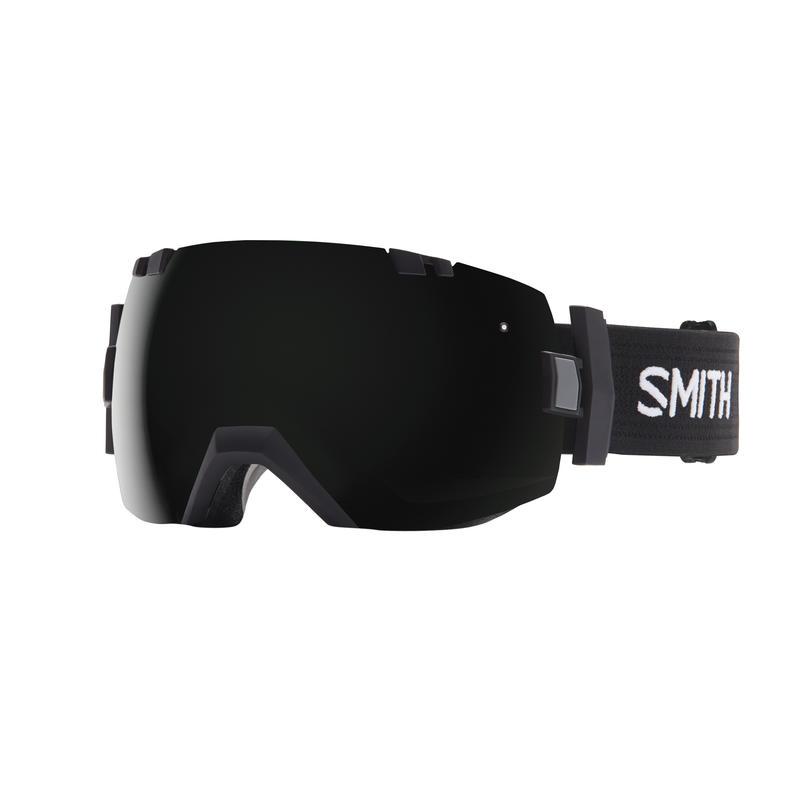 Lunettes de ski I/OX Noir/Noir total
