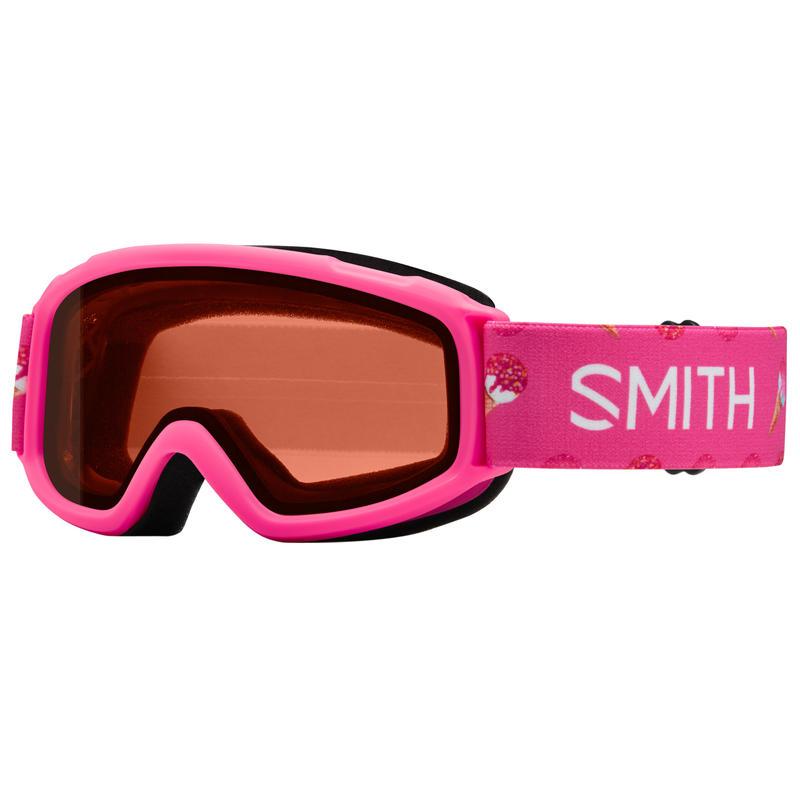 Lunettes de ski Sidekick Gaufrette de sucre rose/RC36