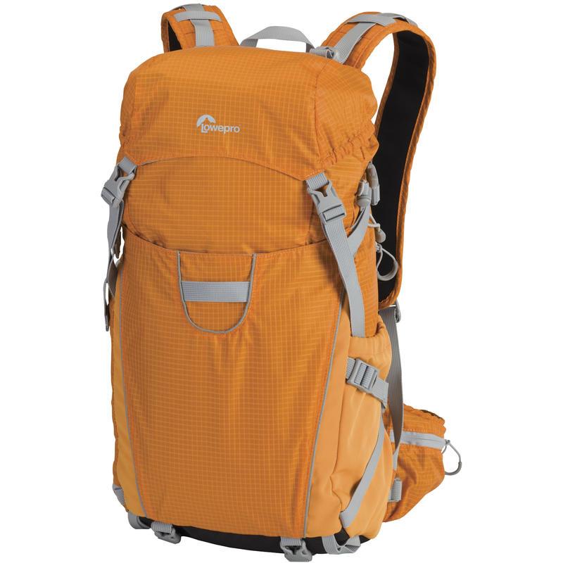 Sac pour appareil photo Sport 200 AW Orange/Gris clair
