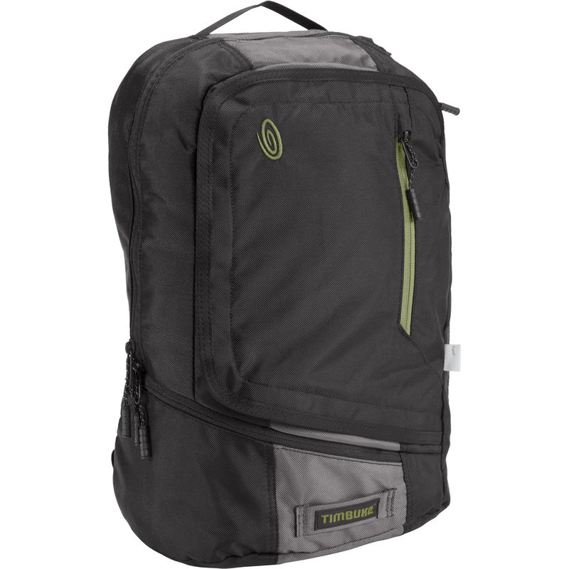 Power Q Backpack Black/Gunmetal
