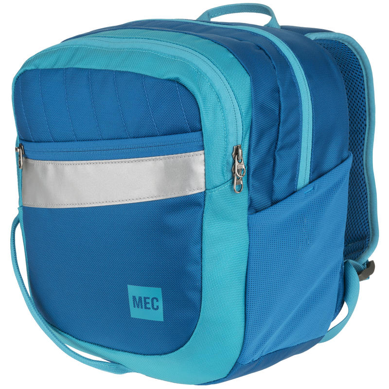 Kinder Book Bag Turkish Blue/Baja Blue