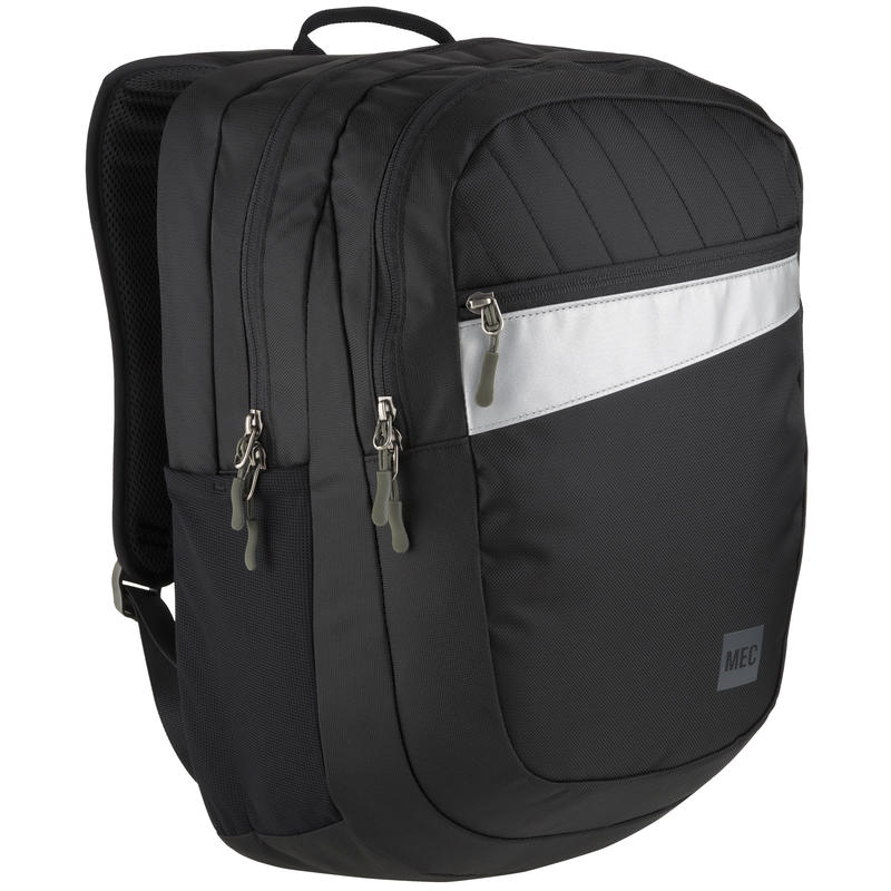 Deluxe Book Bag Black