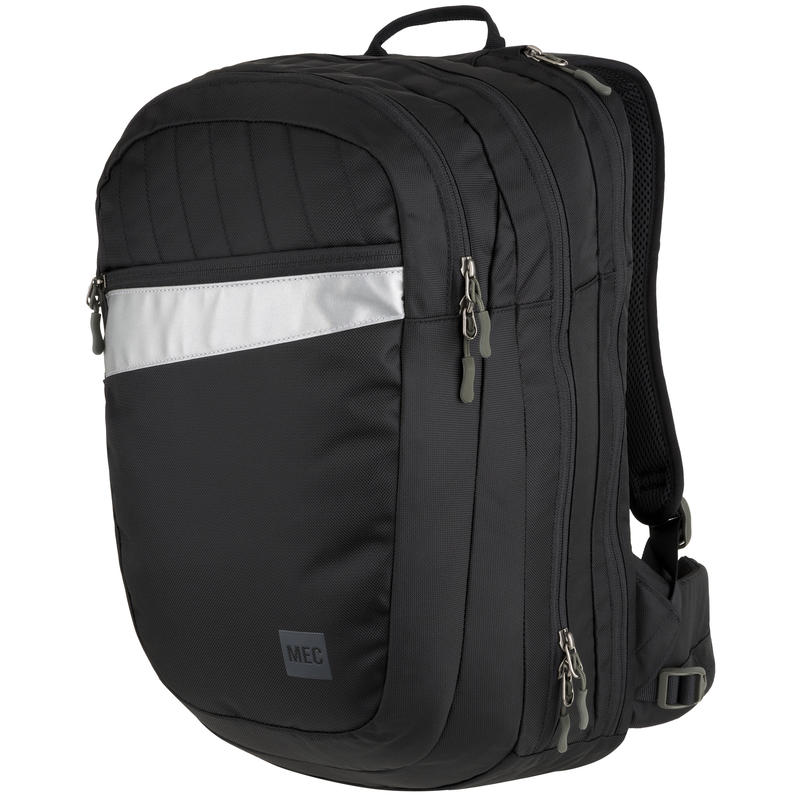 Campus Book Bag Black