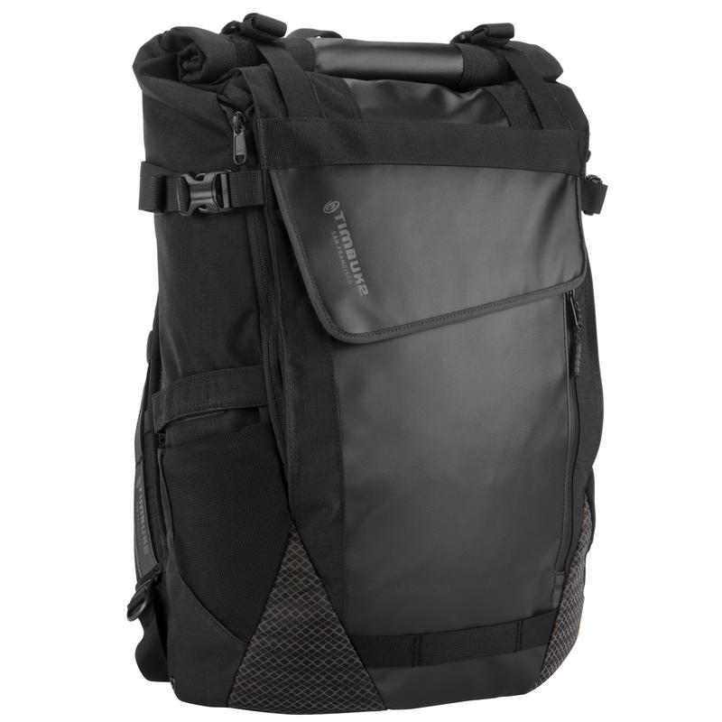 Especial Tres Backpack Black