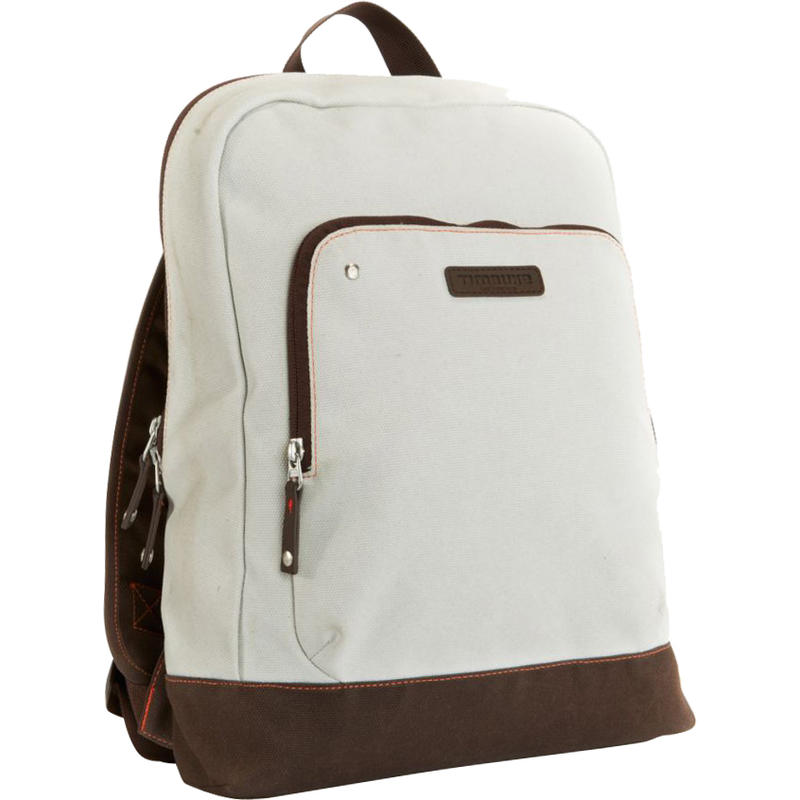 Anza Mini Backpack Tusk/Dark Brown