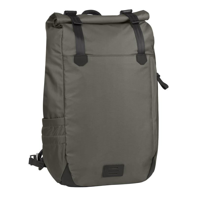 Moto Backpack Charcoal