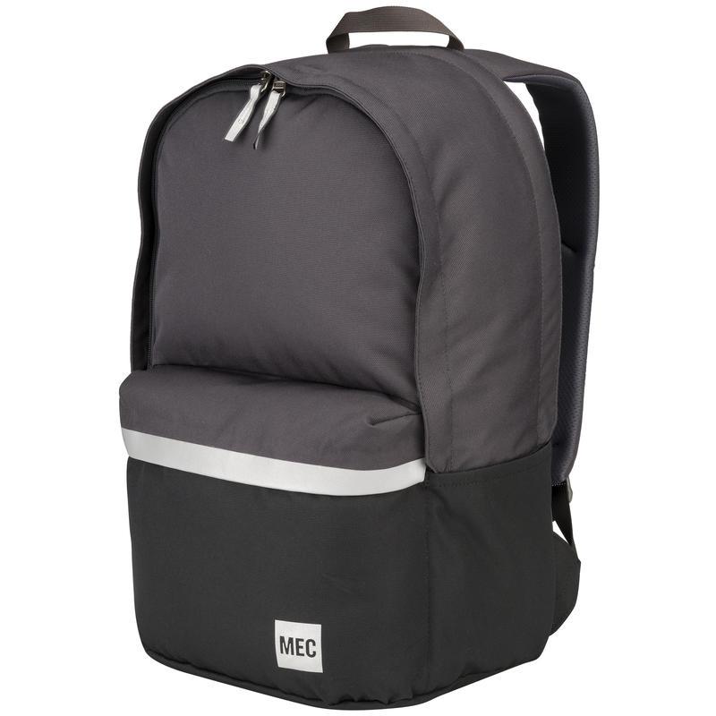 Senior Book Bag Eclipse/Black