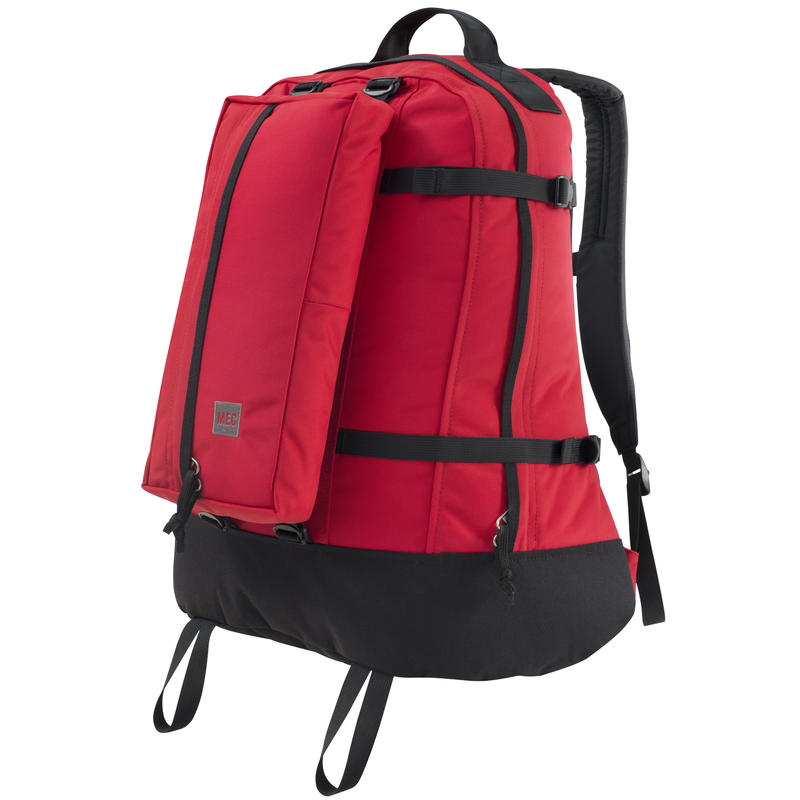 Adventurer Daypack Red