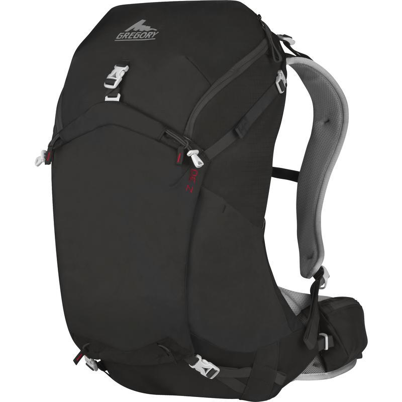 Z30 Daypack Storm Black